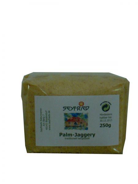 Jaggery Pulver Palmzucker